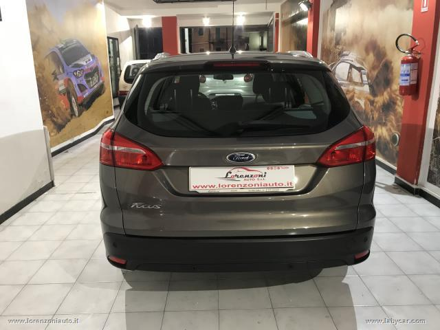 FORD Focus 1.5 TDCi 120 CV S&S SW Business